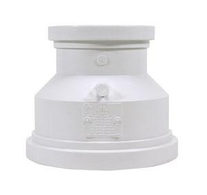 Trench Tough Plus™ Gasket Reducing SDR 35 PVC Coupling MUL04