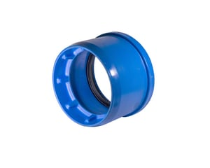 Multi-Fittings Corporation Trench Tough Plus™ 12 x 10 in. Gasket x Socket CL150 PVC Reducer MUL2732