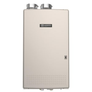 Noritz America 13.2 gal 30 MBH Residential and Commercial Natural Gas Water Heater NNCC300DVNG1