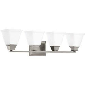 Progress Lighting Clifton Heights Collection 100W 4-Light Medium Bath Bracket PP300161