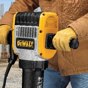 DEWALT 15 Amp Lowboy Head Demolition Hammer And Wheel Cartridge DD25980K at Pollardwater