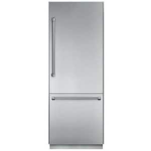 Thermador Freedom® 29-3/4 in. 16.2 cf Built-In Bottom Mount Refrigerator in Stainless Steel TT30BB920SS