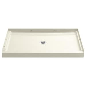 Sterling Guard+™ 48 in. Rectangle Shower Base in Biscuit S7232110096