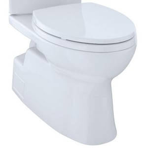 Toto USA Vespin® II Elongated Toilet Bowl in Cotton TCT474CUFGT2001