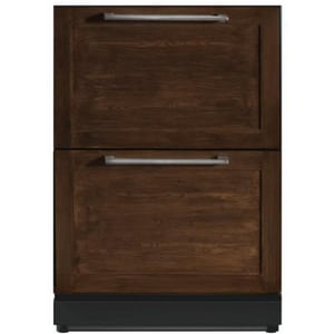 Thermador 23-7/8 in. Under-Counter Double Drawer Refrigerator TT24UR800DP