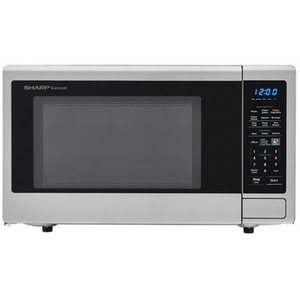 Sharp Electronics Carousel® 1.8 cf Countertop Microwave in Silver SSMC1842CS