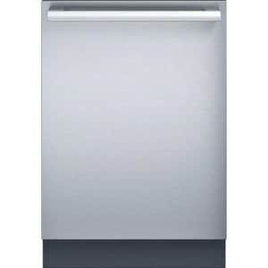 Thermador Topaz 24 in. 6-Cycle Dishwasher in Stainless Steel TDWHD640JFM