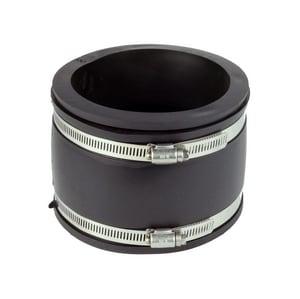 Fernco 4 in. Concrete x Ductile Iron Coupling F105744