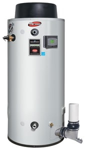 Bradford White eF Series® 119 gal 499000 BTU Commercial Natural Gas Water Heater BEF120T5003NA