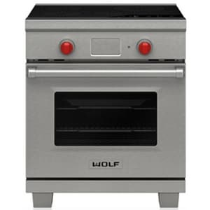 Wolf Appliance Induction Range in Stainless Steel WIR304PESPH