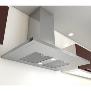 Zephyr Anzio 30 in. 600 cfm Wall Mount Chimney Pro Range Hood with Internal Blower in Stainless Steel ZZANE30BS