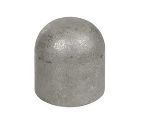 2-1/2 in. Schedule 40 316L Stainless Steel Cap DS46LSCAPE