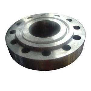 1 in. 1500# Standard Ring Type Joint Weld Neck 316L Stainless Steel Flange DS15006LRTJWNFGE