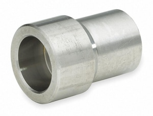 1-1/2 x 1/2 in. Socket 3000# Reducing 316L Stainless Steel Insert DS6L3SIJD