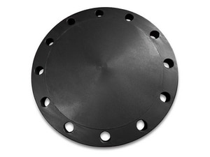 2 in. 300# Carbon Steel Raised Face Blind Flange D300RFHHBFKE