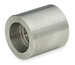 1-1/4 x 1 in. Socket 3000# Reducing 316L Stainless Steel Coupling DS6L3SCHG