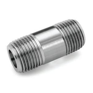 3/4 in. Schedule 40 Straight and Seamless Stainless Steel Nipple DSS46NFCLE