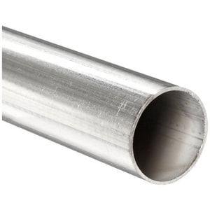 1-1/2 in. Schedule 40 316L Welded Stainless Steel Pipe DSP46LJE