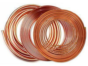 50 ft. x 1-1/8 in. Soft Copper Refrigeration Tube DRT