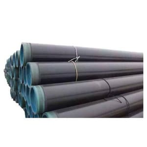 10-1/2 ft. x 5 in. Black Schedule 40 Plain End Carbon Steel Pipe DBPPEA53B105S