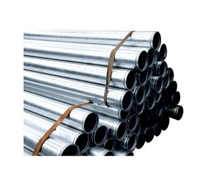 8 in. Galvanized Roll Groove Schedule 10 Pipe GGPRGRA135S10X