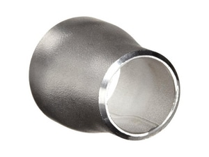 1-1/2 x 1/2 in. Butt Weld 316L Stainless Steel Concentric Reducer G31W76