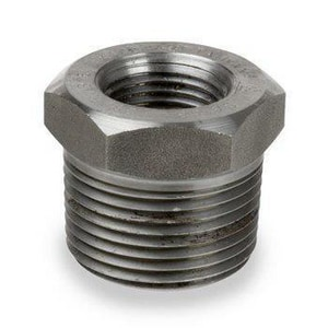 1 x 1/2 in. Threaded 6000# Forged Steel HEX Bushing IHDFSTBGD