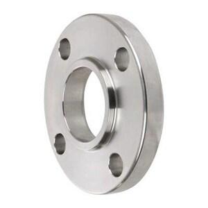 1-1/2 in. 150# Slip-On Stainless Steel Flange IS6LRFSOFJO