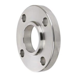 1 in. Slip-On 600# 316L Stainless Steel Raised Face Flange IS6006LRFSOF