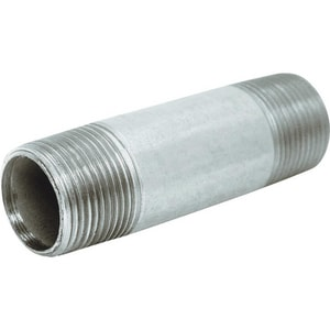 1 x 3 in. Extra Heavy Galvanized Carbon Steel Nipple IGXNGM