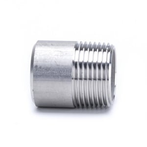 2-1/2 x 4 in. Weld Schedule 40 304L Stainless Steel Nipple IS44NLP
