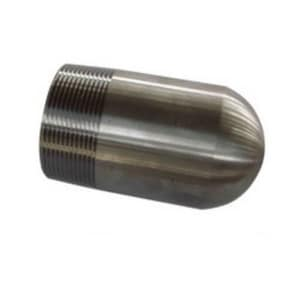 3/4 in. Threaded 3000# 316L Stainless Steel Bull Plug IS6L3TBPF