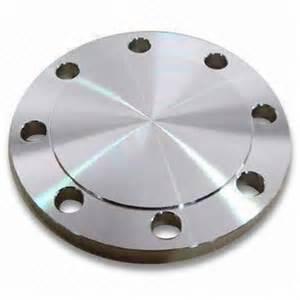 1 in. 600# Blind Carbon Steel Weld Flange G600RFBFG-AN