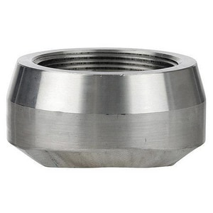 36 - 3/4 x 1/2 in. 316L Stainless Steel Threadolet ITOLS6L36FD