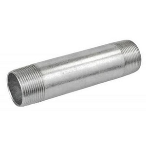 3/8 x 18 in. Galvanized Carbon Steel Pipe IGNC18