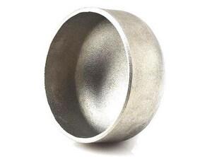 2-1/2 in. Butt Weld 304 Stainless Steel Cap G16W74L