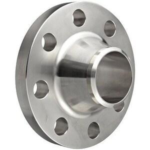 2 in. Weldneck 300# Schedule 10 316L Stainless Steel Raised Face Flange IS3006LRFWNF10BK