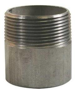 1 in. MNPT 316L Stainless Steel Nipple CLDS46LSNTOEGM