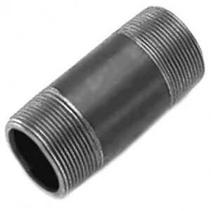 1 in. Plain End Schedule 160 Seamless Low Residual Carbon Steel Nipple GB160SNPBELRG