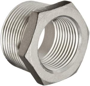 3 x 1-1/2 in. Threaded 150# 316 Stainless Steel Bushing IS6BSTBSP114MJ