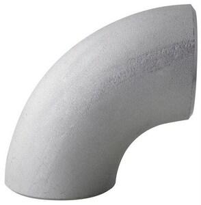 1-1/2 in. Schedule 80 304L Stainless Steel Long Radius 90 Degree Elbow IS84LW9J