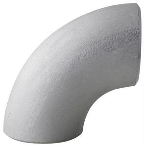 4 in. Butt Weld Schedule 10 316L Stainless Steel Long Radius 90 Degree Elbow IS16LW9PE