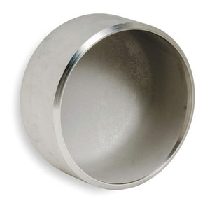 2 in. Stainless Steel Cap IS14LSCAPK