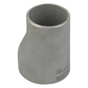 6 x 3 in. Butt Weld Schedule 40 316L Stainless Steel Eccentric Reducer IS46LWERUM
