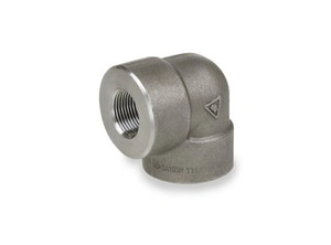 4 in. Threaded 3000# Forged Steel 90 Degree Elbow IFST9P