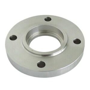 1 in. Socket Weld 300# Schedule 80 Standard 304L Stainless Steel Raised Face Flange IS3004LRFSWF80BG