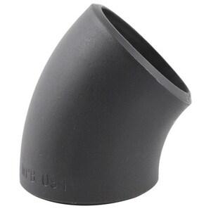 8 in. Schedule 20 Long Radius Carbon Steel Weld 45 Degree Elbow GW204X