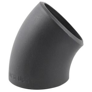 8 in. Weld Schedule 40 Low Residual Carbon Steel 45 Degree Elbow GW404LRX