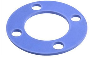 Carson's Nut-Bolt & Tool 1-1/2 in. Teflon Flat Face Gasket T150FF116
