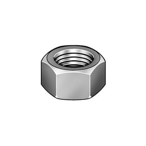 5/8 in. 304L Stainless Steel Heavy Hex Nut S4HHNE